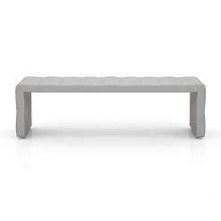 Broad Bench Front