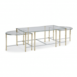 Interconnect Coffee Table Nested