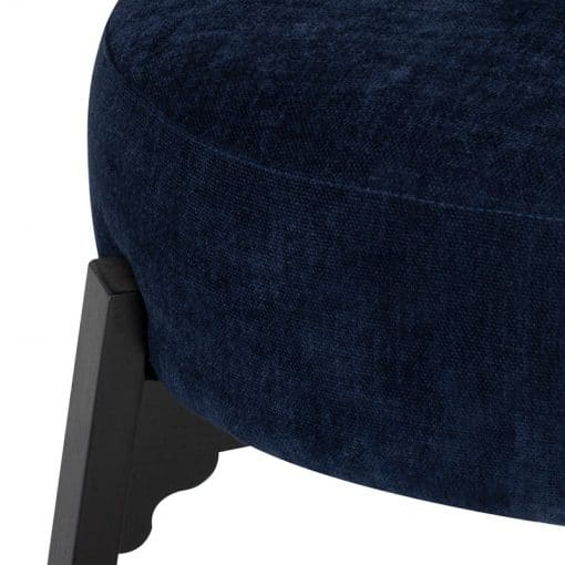 Adelaide Dining Chair in Twilight Fabric Details