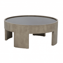 Brunetto Small Coffee Table in Ash Grey