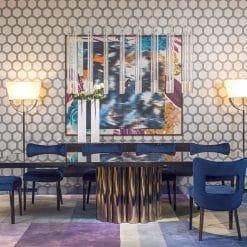 Splendor Rectangular Dining Table Liveshot