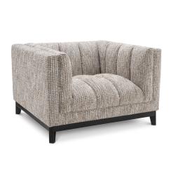 Adamede Lounge Chair in Mademoiselle Beige