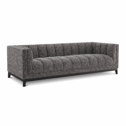 Adamede Sofa in Cambon Black