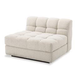 Britannia Middle Sofa Seat in Boucle Cream