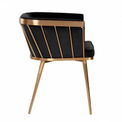 Calico Dining Chair Side Chair