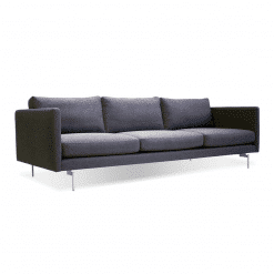Maretta Sofa in Dark Grey