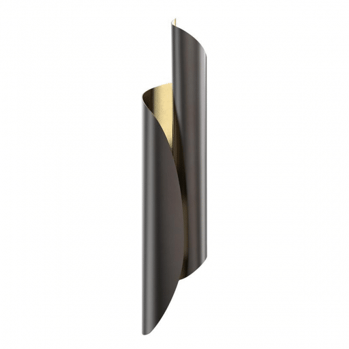 Parducci H Wall Sconce in Urban Bronze