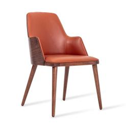 Romano Wood Dining Armchair in Cinnamon PPM FR