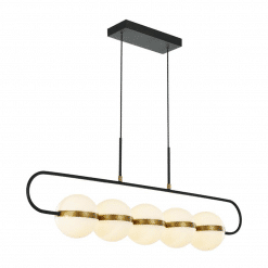 Tagliato Light Linear Chandelier